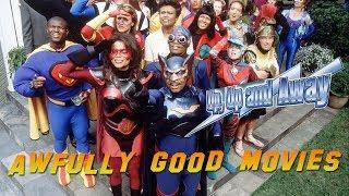 UP UP AND AWAY! - Awfully Good Movies (2000) Robert Townsend Superhero Comedy