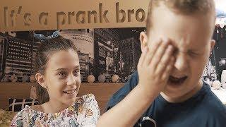 IT'S A PRANK BRO - SHORT COMEDY (PARODIA) / OliVIA MOVIE