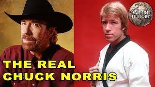 Chuck Norris | The Man Beyond the Meme