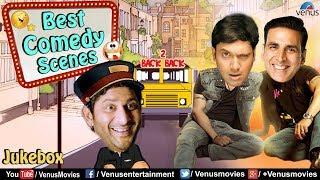 Best Comedy Scenes | Ft. Akshay Kumar | Govinda | Arshad Warsi | Bollywood Comedy Movies Scenes