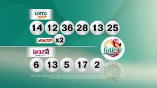 Lotto and Fantasy 5 20180922