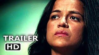 WІDΟWS Official Trailer (2018) Michelle Rodriguez, Liam Neeson Movie HD