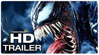 VENOM Trailer #4 (NEW 2018) Spider-man Spin-Off Superhero Movie HD
