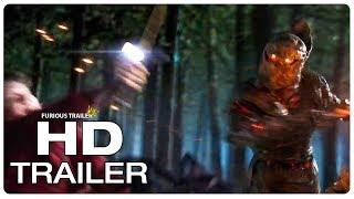 THE KID WHO WOULD BE KING Official Trailer #2 (NEW 2019) Patrick Stewart Fantasy Action Movie HD