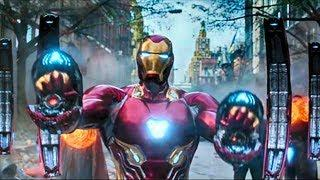 Top 10 Iron Man Moments | 1080p