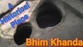 The hidden historical place- Bhimkhanda ||New|| Motovlog ||