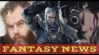 KING KILLER UPDATE, COWBOY BEBOP CASTING, WITCHER CASTLE - FANTASY NEWS