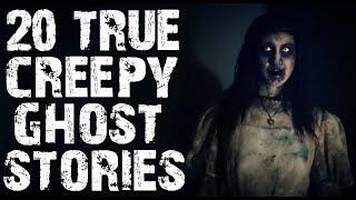 [GIVEAWAY] 20 TRUE Paranormal & Supernatural Stories to Creep You Out! | (Scary Stories)