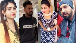 Latest Punjabi TikTok | Gippy Grewal TikTok | Full Comedy TikTok Pakistani Cute Girls TikTok Videos