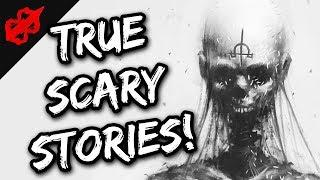 2 Scary Stories | True Scary Stories | Paranormal & Stalker