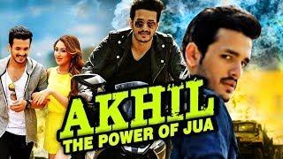 Akhil The Power Of Jua (Akhil) Hindi Dubbed Full Movie   Akhil Akkineni, Sayyeshaa, Bramhanandam