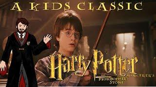 Harry Potter and the Sorcerer's Philosopher's Stone- A Kids Classic