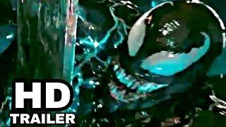 VENOM Riot Tortures Venom Trailer NEW (2018) Tom Hardy Superhero Movie HD