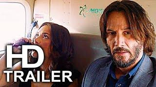DESTINATION WEDDING Trailer #1 NEW (2018) Keanu Reeves Comedy Romance Movie HD