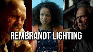 The BEST Dramatic Lighting! Rembrandt Technique 101