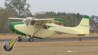 Very Rare 1950's STOL Aircraft Still Flying Today