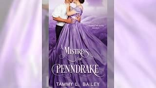 A Mistress for Penndrake, A Historical Romance