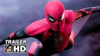 SPIDER-MAN: FAR FROM HOME Trailer #1 (2019) Tom Holland Marvel Superhero Movie HD