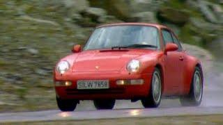 Porsche Historic Footage – Porsche 911 Type 993 (1994-1998)