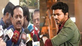 H Raja Shocking Comment on Sarkar movie ? | Thalapathy | Vijay |