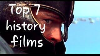 Top 7 History Films of all Time.
