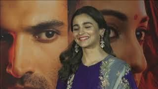 Cast of star-studded Bollywood period drama 'Kalank' promote film in Mumbai
