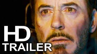 AVENGERS 4 ENDGAME Tony Stark Final Mission Trailer NEW (2019) Marvel Superhero Movie HD