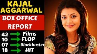 Kajal Aggarwal Career Box Office Collection Analysis Hit, Blockbuster and Flop Movies List