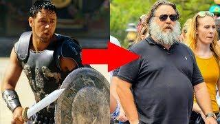 Gladiator (2000) Cast: Then and Now ★ 2018
