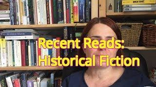 Historical Fiction | Recent Reads