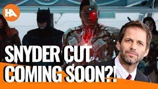 Zack Snyder Cut Coming Soon CONFIRMED?! Joaquin Phoenix Joker Laugh Leaked! Superheroes Oscars 2019