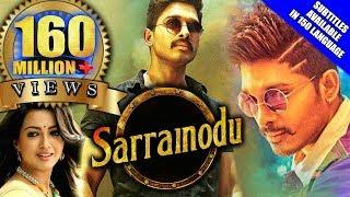 Sarrainodu (2017) New Released Full Hindi Dubbed Movie | Allu Arjun, Rakul Preet Singh, Catherine