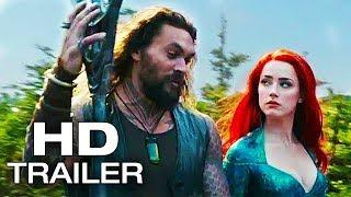 AQUAMAN Official Trailer #3 (2018) Jason Momoa Superhero Movie HD