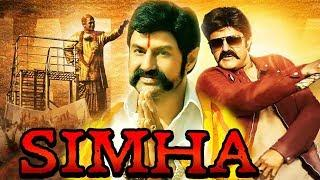 Simha Hindi Dubbed Full Movie | Nandamuri Balakrishna, Nayanthara, Sneha Ullal