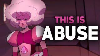 Relating to Pink Diamond's Abuse Story - Steven Universe Personal Story