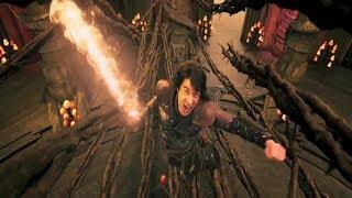 2018 New ACTION - Chinese Film - FANTASY movie