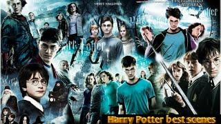 Harry Potter best scenes || HB Movie Tube ||New year special ||