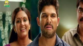 Allu Arjun Recent Movie Fabulous Comedy Scene | Telugu Comedy Scene | Comedy Junction