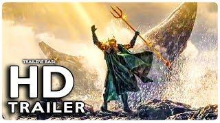 AQUAMAN Final Trailer (2018) Superhero Movie HD