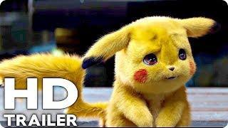 POKÉMON DETECTIVE PIKACHU Trailer (2019) Ryan Reynolds Fantasy Mystery Movie [HD]