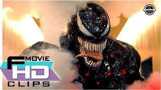 Venom - New Clip [We're Venom New FHD Movie Clips Concept] Dark Superhero