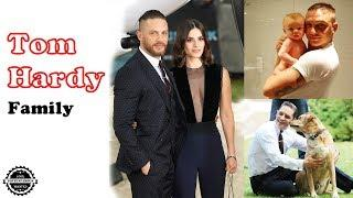 Tom Hardy Family (2018) Venom Real Life