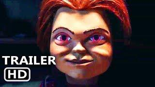 CHILD'S PLAY Trailer # 2 (NEW 2019) Chucky Movie HD