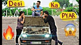 Desi ka Pyar ||Jugadi Balak Films || Comedy Video