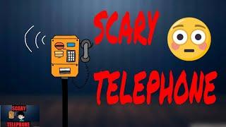 scary story || telephone story [ animated in hindi ]