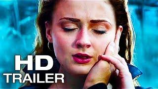 X-MEN DARK PHOENIX Official Trailer (2019) Superhero Movie HD