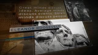 Historical Quotes And Aphorisms After Effects Templates