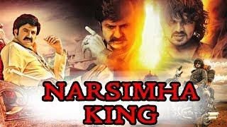 Narsimha King (2018) Telugu Film Dubbed Into Hindi Full Movie | Manoj Manchu, Balakrishna