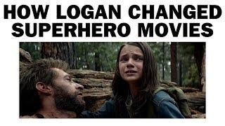 How Logan Changed Superhero Movies Forever