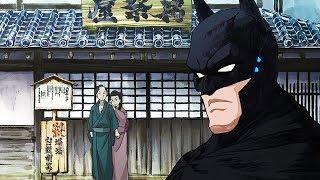 Batman Travels Back in Time to the Samurai Era of Japan | Batman Ninja
